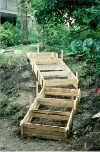bauanleitung treppe gartentreppe selber bauen 40 beispiele