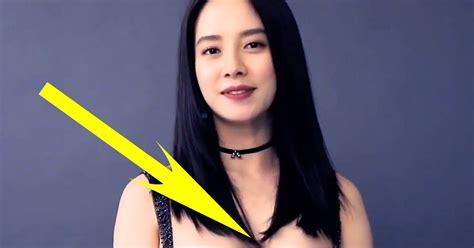 187 gong hyo jin 187 korean actor actress song ji hyo sexy song ji hyo shows off sexy low cleavage