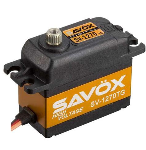 Servo Savox Sv 1270tg savox sv1270tg digital servo