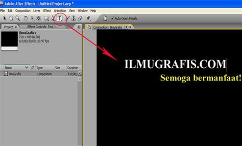 membuat gambar bergerak after effect tutorial dan belajar adobe after effect ae video dan