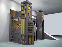 Batman Bunk Beds by Batman Bed On Batman Bedroom Batman Room And