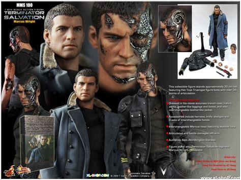 1 6 Toys Mms100 Terminator Salvation Wright Sculpt C toys mms100 terminator salvation wright 1 6 scale figure