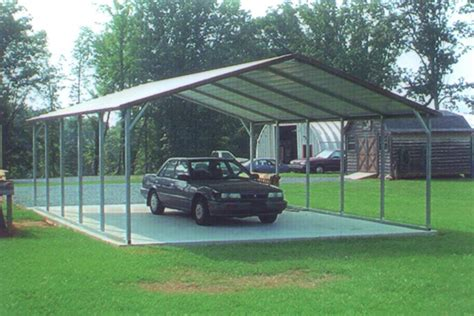 carport metal carport pictures valleyshed