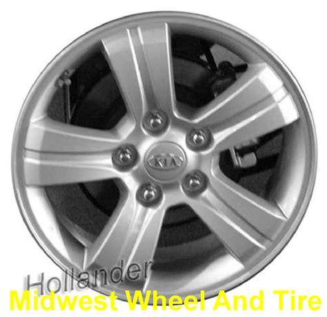 2007 Kia Sportage Tire Size Kia Sportage 74628ps Oem Wheel 529101f360 Oem Original