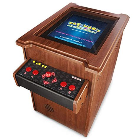 retro arcade cocktail table arcadenoid