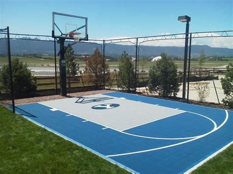 backyard basketball court ideas 36 best backyard basketball courts images on pinterest