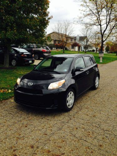 manual cars for sale 2008 scion xd electronic toll collection buy used 2008 scion xd rs1 0 hatchback 5 door 1 8l manual