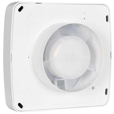 selv extractor fan xpelair lv100htap 4inch 100mm selv extract fan with