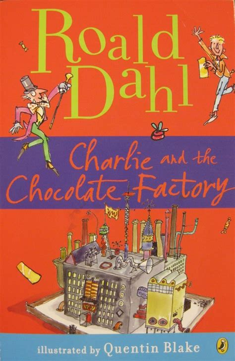 Fantastic Factory 10 and the chocolate factory by roald dahl