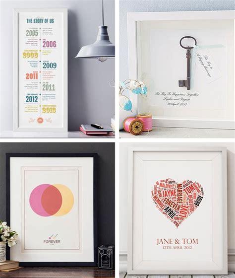 cornici per matrimonio idee regalo per matrimonio