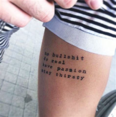 hustle tattoo designs beautiful tattoos of wise quotes sayings are constant