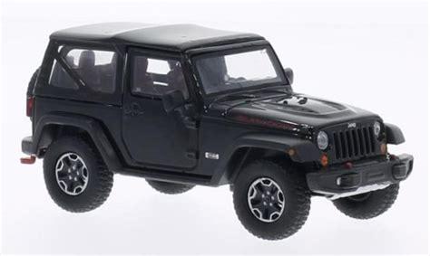 Miniatur Jeep Wrangler Unlimited Skala 64 jeep wrangler rubicon 10th anniversary black 2013