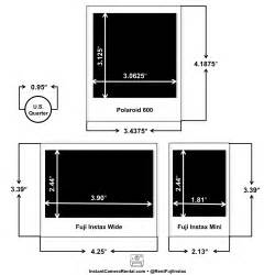 polaroid wide fuji instax photo size mini vs wide vs polaroid visit