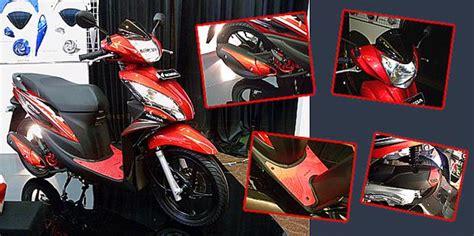 Cover Lumpur Honda Spacy Original aksesoris original honda spacy spesifikasi dan modifikasi