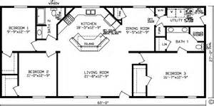 2 bedroom open floor plans floor plans northland manufactured home sales inc