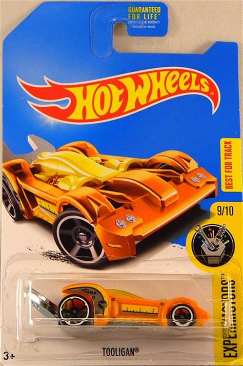 Hotwheels Wheels Tooligan Treasure Hunts Diskon 2017 wheels treasure hunts