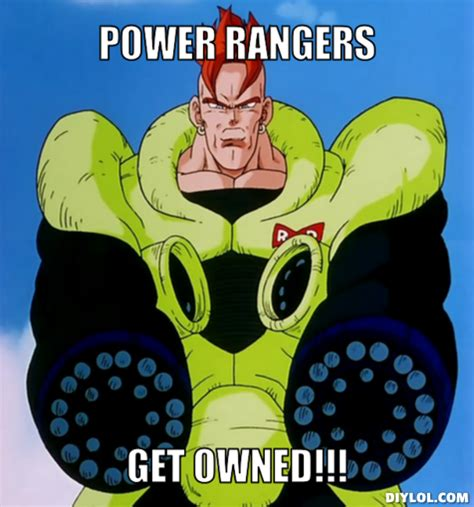 Power Rangers Meme Generator - image 16 meme generator power rangers get owned 421b14