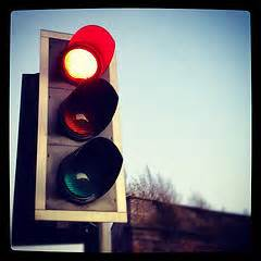 what city had the traffic signal