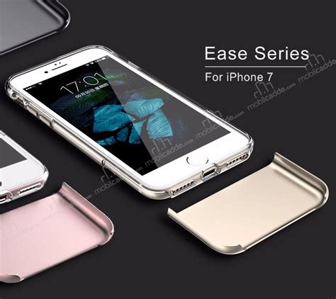 Usams Ease Series For Iphone 8 Unikiosk 1 Usams Ease Series Iphone 7 Plus 8 Plus Silver Metal