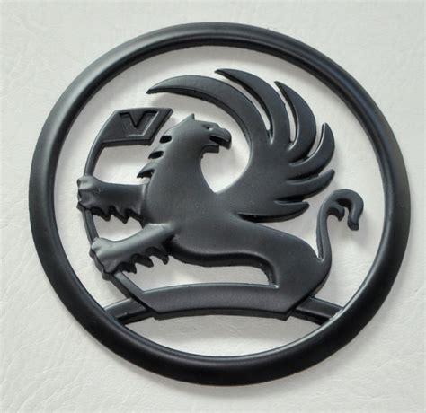 vauxhall vectra logo vauxhall badge logo matt black astra corsa vectra zafira