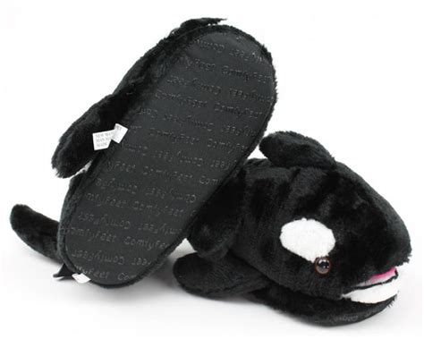 killer slippers whale slippers killer whale slippers orca slippers