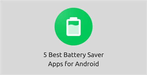 best android battery app 5 best battery saver apps to make your android s battery last longer droidviews