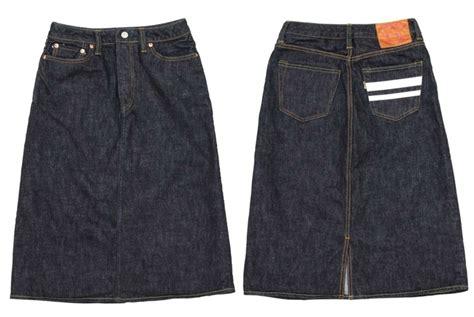 7 Best Jean Skirts For Back To School by Momotaro 15 7oz Gtb Selvedge Denim Skirt