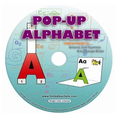 how to make pop up letters pop up card basics