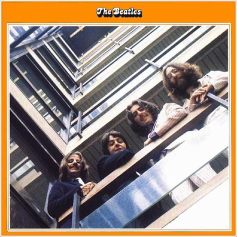 The Beatles Cd the orange album the beatles listen and discover at last fm