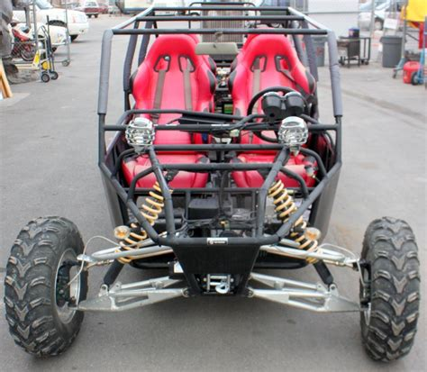4 seater dune buggy car interior design