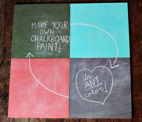 diy chalk paint mix diy erasable wall decor how to mix chalkboard paint