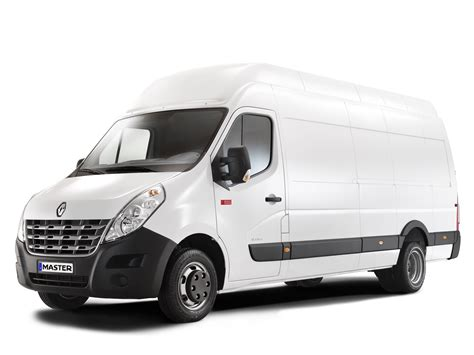 2013 Renault Master Iii Pictures Information And Specs