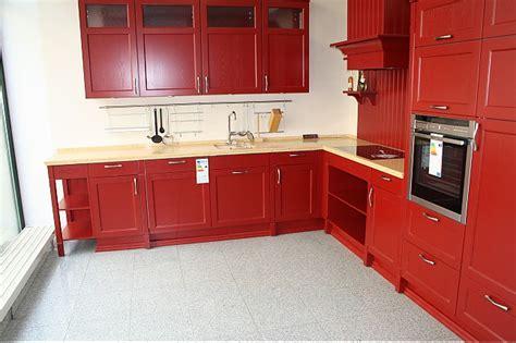 gute und günstige küchen k 252 che k 252 che rot landhaus k 252 che rot and k 252 che rot