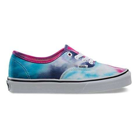 Vans Authentic Tie Dye Color tie dye authentic vans ca store