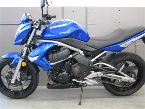 2009 Kawasaki Er 6n by 2009 Kawasaki Er 6n Er650 Er 650 Er650c Er6n For Sale On