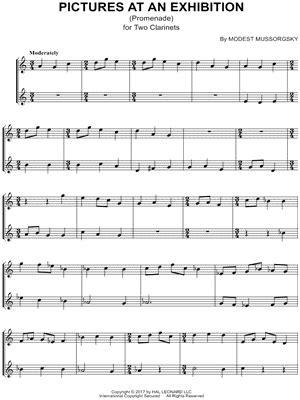 Clarinet Sheet Music Downloads | Musicnotes.com
