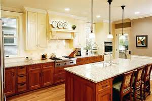 different colored kitchen cabinets two different colored cabinets but i m thinking