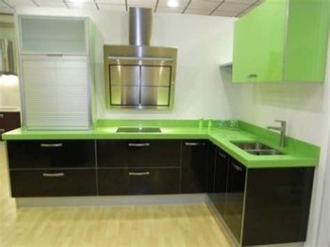 encimera verde pistacho cocina encimera verde pistacho decorar tu casa es
