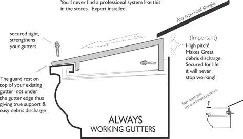 rain gutter layout design gutter design neiltortorella com