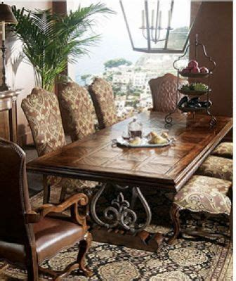 tuscan dining room tables 17 best images about tuscan furniture on pinterest north