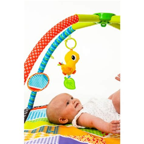 Infantino Sensory Pals Baby infantino pond pals twist and fold activity and play