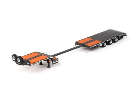 Bros Premium 3 premium line semi lowloader 3 axle bros wsi collectors hersteller modellbau 1 50 und 1 87