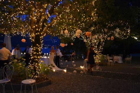 Gartenparty Hochzeit Deko by Gartenparty Deko Und Beleuchtung Ideen F 252 R Feier Am Abend