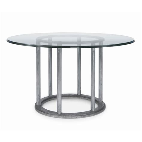century 70a 307 mesa cornet dining table with 54 inch