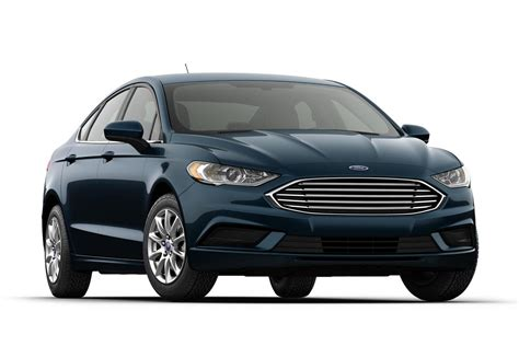 Ford New Model 2018 by 2018 Ford 174 Fusion S Model Highlights Ford