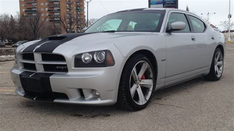 2008 dodge charger srt8 for sale in winnipeg from ride