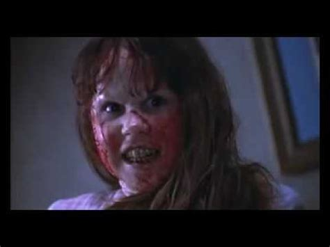 the exorcist film headspin the exorcist linda blair head spin flv youtube