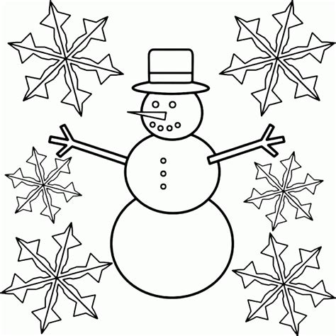 advanced snowflake coloring pages snowflakes coloring page coloring home