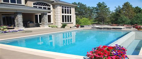 Pool Home by Portland Swimming Pool Builder Contractor