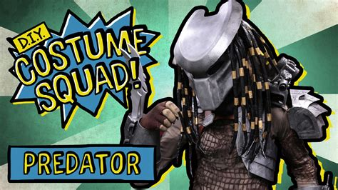 Get Your Own Predator Costume make your own predator costume diy costume squad